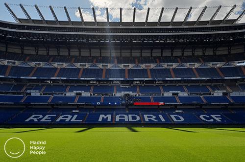 Entradas Tour Santiago Bernabéu y Precio Tour Bernabéu