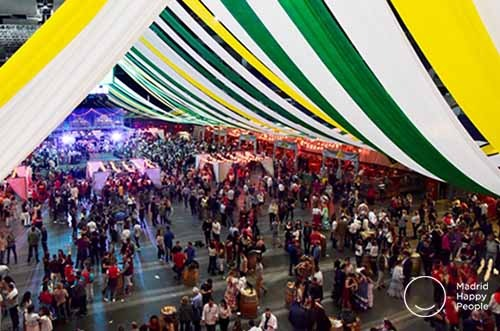 Feria de Abril Madrid 2019 wizink center