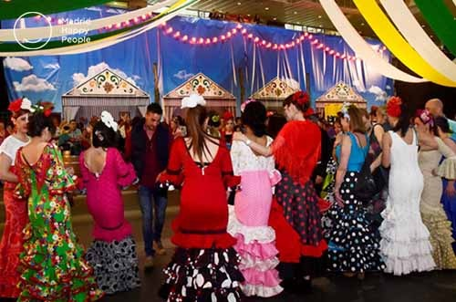 Feria de Abril Madrid 2018 en Wizinkcenter
