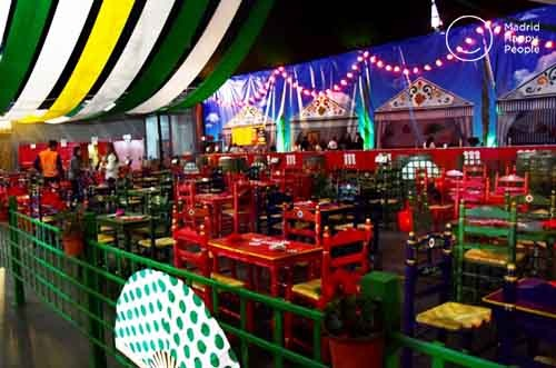 Feria de Abril Madrid 2018 en Wizinkcenter