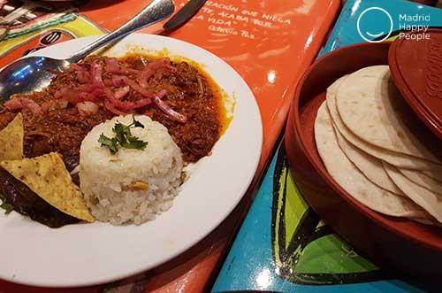 la mordida restaurante mexicano