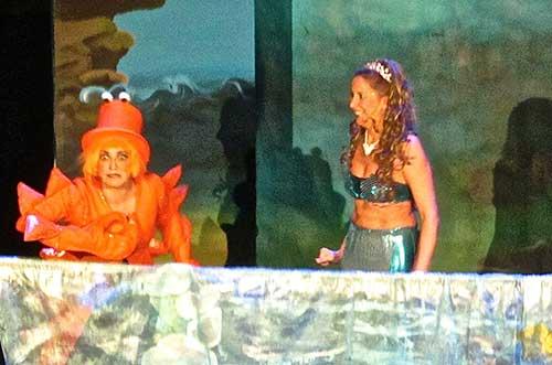 teatro infantil la sirenita