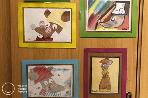 Actividades para niños museo ratón Pérez