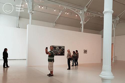 palacio de velázquez exposiciones