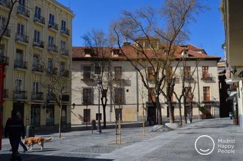 Plaza del Conde de Barajas
