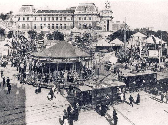 plaza emperador carlos v