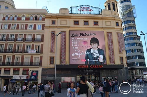plaza callao madrid