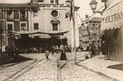 plaza de san andres y humilladero