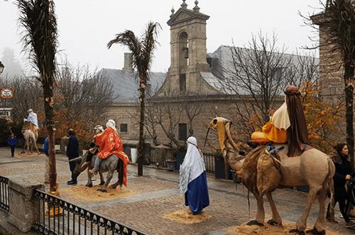 belén monumental san lorenzo de el escorial 2018