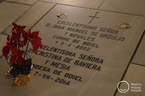 cripta catedral madrid