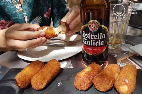 croquetas de Madrid