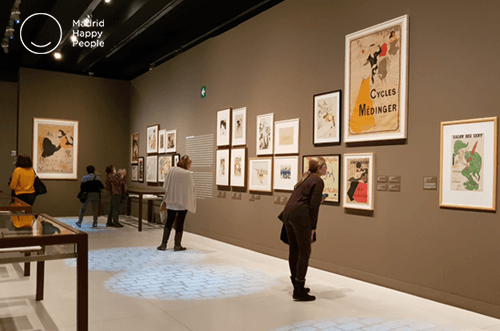 exposición toulouse-lautrec madrid 2019