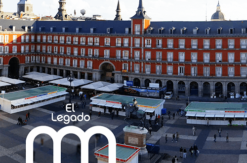 feria del libro plaza mayor 2018