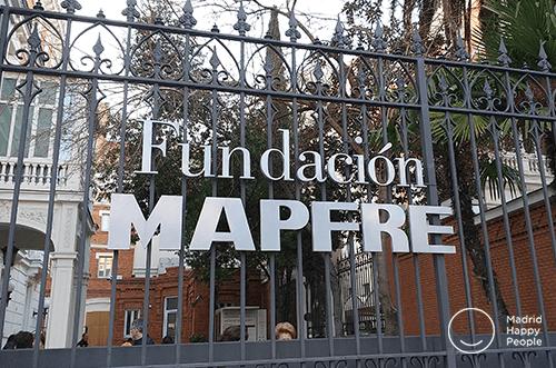Fundación mapfre madrid