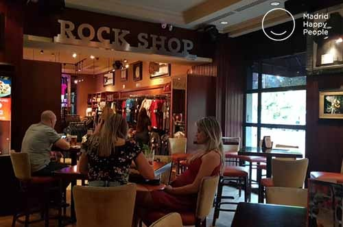 happy hour del hard rock madrid