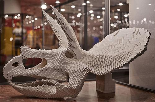 exposición lego madrid 2019