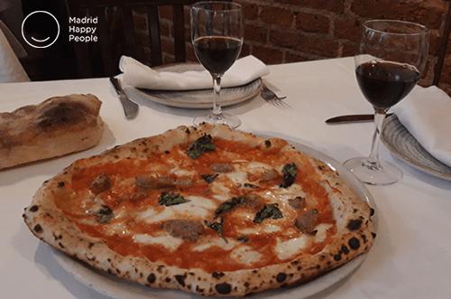 restaurante italiano madrid luna rossa