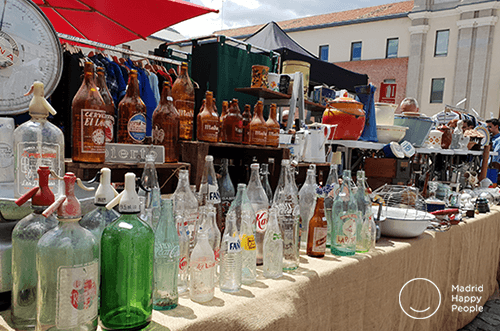 mercadillo vintage lost and found