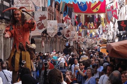 Mercado Medieval Alcalá de Henares