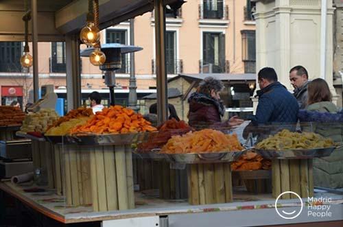 plaza de isabel ii - mercado gastronómico