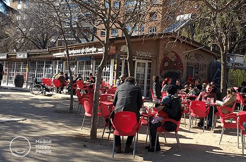 parque de berlín madrid