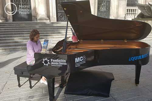 pianos de cola madrid