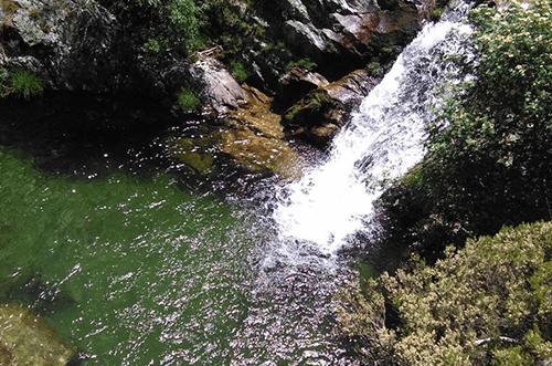 piscinas naturales madrid pozas de aguilon rascafria