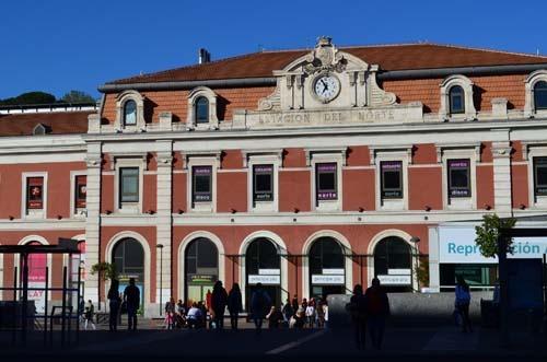 a5ef84aa93ea Príncipe Pío  mucho más que una estación - Madrid Happy People