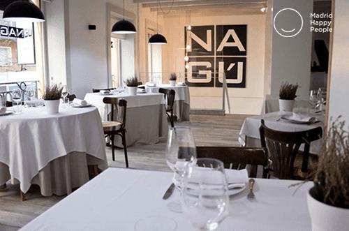 restaurantes románticos madrid