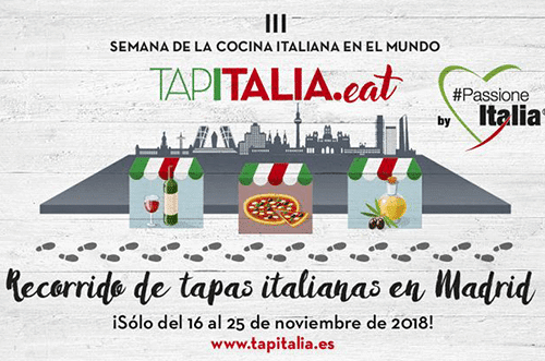 tapitalia 2018 ruta de la tapa italiana