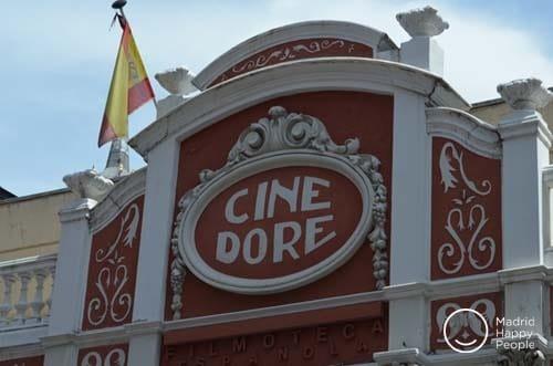 Cine Doré 2019 Fimoteca De Madrid Madrid Happy People