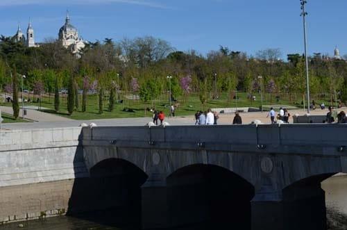el puente del rey tiene unas vistas increibles
