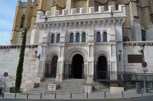 Cripta Catedral de la Almudena