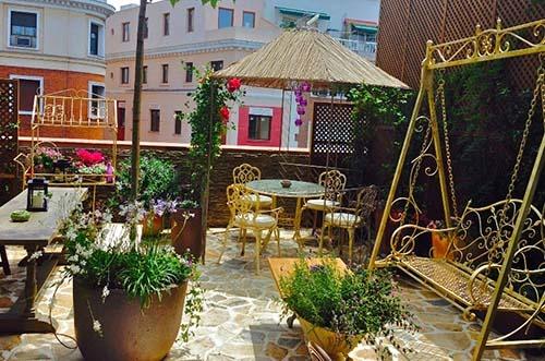 terraza salvador bachiller  terrazas madrid