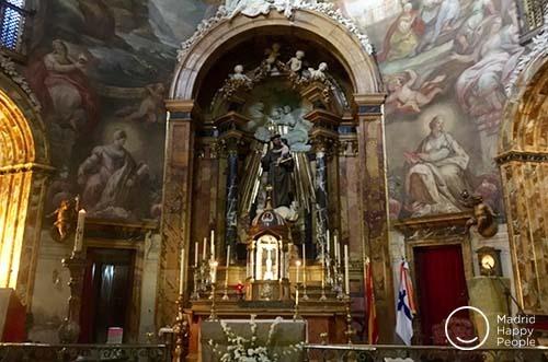 Iglesia San Antonio De Los Alemanes 3 Madrid Happy People