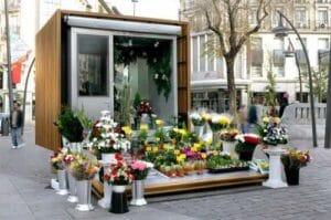 mercado de las flores madrid - mercado de las flores tirso de molina