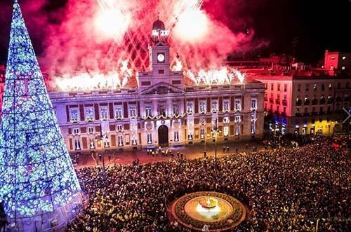 Nochevieja En Madrid Campanadas