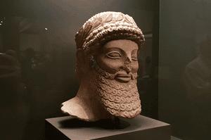 exposición asirios caixaforum madrid