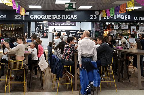 Mercado de Prosperidad - Planes en Madrid