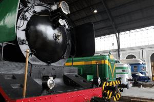 museo del ferrocarril madrid