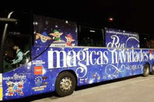 bus mágicas navidades