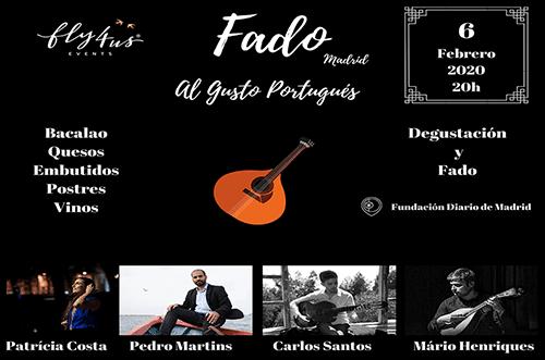 fado portugués en madrid