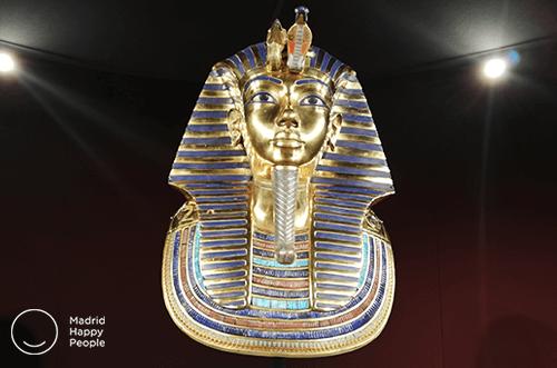 exposición tutankhamón