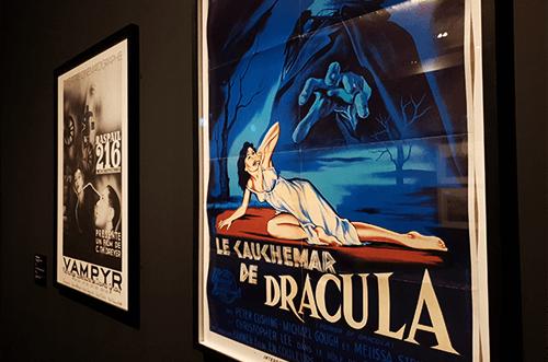 Exposición Vampiros