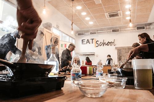 cursos de cocina italiana madrid 2020
