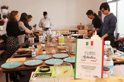 cursos de cocina madrid 2020