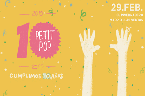 petit pop madrid