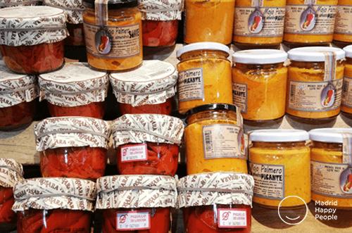 mercado gastronómico de madrid