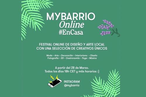 mybarrio online