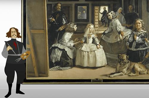 canal niños museo Del Prado